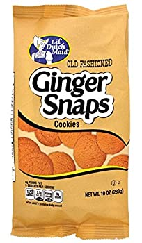 Valentine s Day Special Lil  Dutch Maid Old Fashioned Ginger Snaps 10-oz Bags  Pack of 2