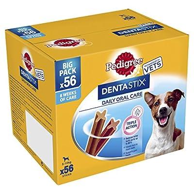 Pedigree Dentastix Daily Oral Care Dental Chews, Large Dog 56 Sticks, Pack of 1