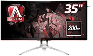 AOC AGON AG352QCX 35-inch 4ms Free-Sync Silver curved Gaming Monitor