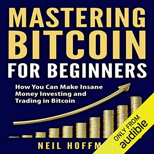 Mastering Bitcoin for Beginners Titelbild