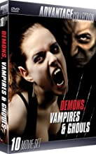Demons, Vampires & Ghouls: Bloodletting / Skinned Alive / Demon Summer / Witchouse 3: Demon Fire / Hell Asylum / Dead And ...