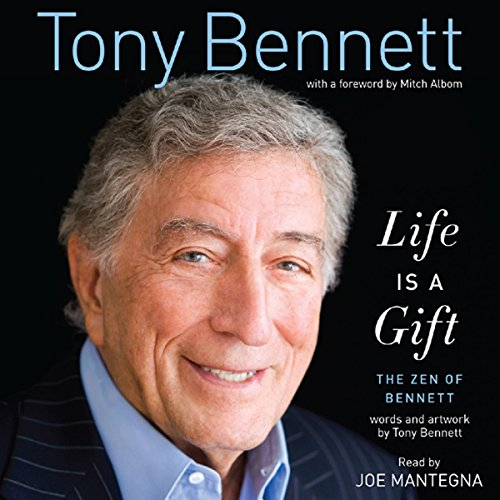 Life Is a Gift audiobook cover art