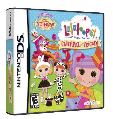 Lalaloopsy Carnival of Friends - Nintendo DS
