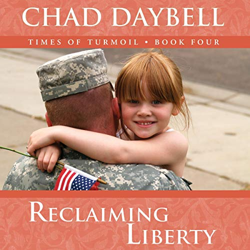 Reclaiming Liberty cover art