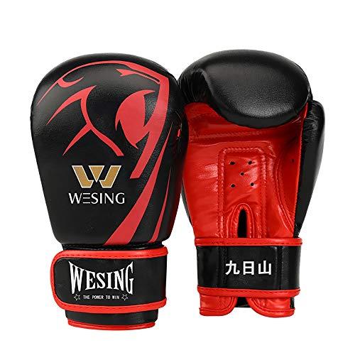 Wesing Sports Premium 6 OZ Kids Guantoni da Boxe per Guanti da Allenamento per Bambini