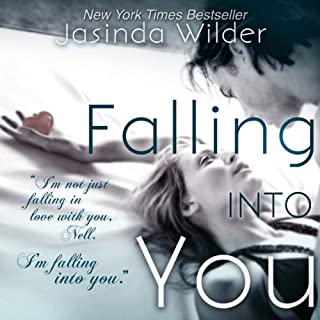 Falling into You cover art