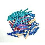 麻雀用品 カラー点棒(97本)