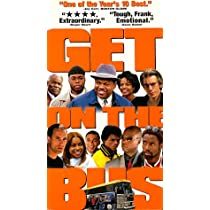 Get on the Bus [VHS]