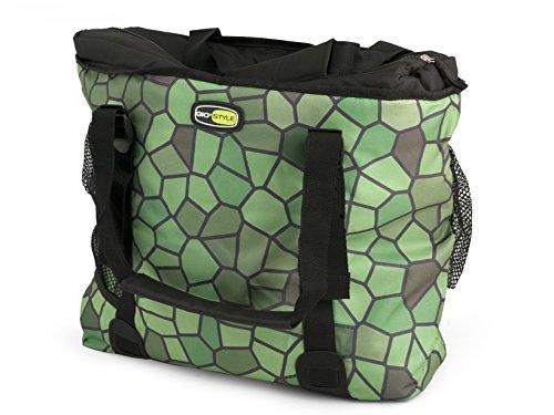 Giostyle Borsa Termica Boxy Shell Lt26 Accessori per Il Tempo Libero, Tessuto, Verde