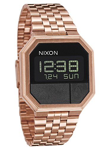Nixon Re-Run A158. 100m Water Resistant Men's Digital Watch (38.5mm Digital Watch Face. 13-18mm...