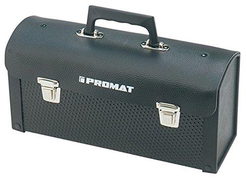 Promat 871650 Werkzeugtasche Rindleder ABS schwarz