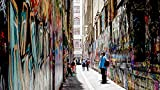 View some of the city's best street art and murals. Discover how the laneways transformed into vibrant, sought-after locations. Learn about the city's obsession with hidden bars, restaurants, and live music.