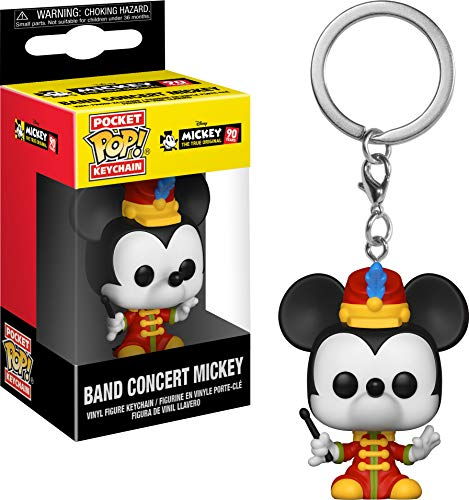 Pocket POP! Keychain: Disney: Mickey Mouse