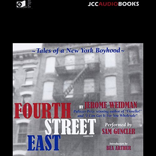 Fourth Street East audiobook cover art