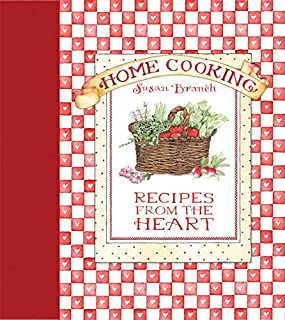 Deluxe Recipe Binder - Home Cooking: Recipes from the Heart (Susan Branch)