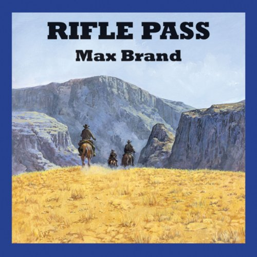 Rifle Pass audiobook cover art