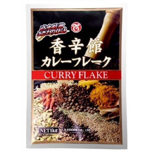 テーオー食品 香辛館カレーフレーク 1kg