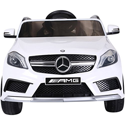 Licensed Mercedes Benz A45 12v Children's Ride on Car With 2.4G Remote Control - White