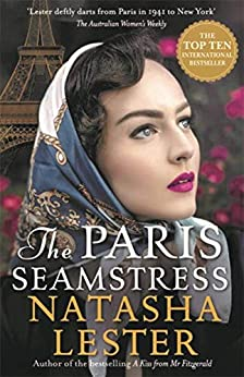 The Paris Seamstress by [Natasha Lester]