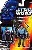 Kenner Star Wars Lando Calrissian Green Card with Hologram Foil