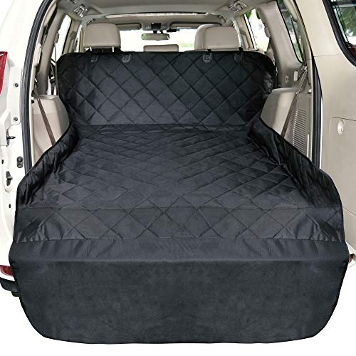 small F color cargo liner for SUV, waterproof transport cover for pets, dog seat cover, SUV mat for sedan, van …