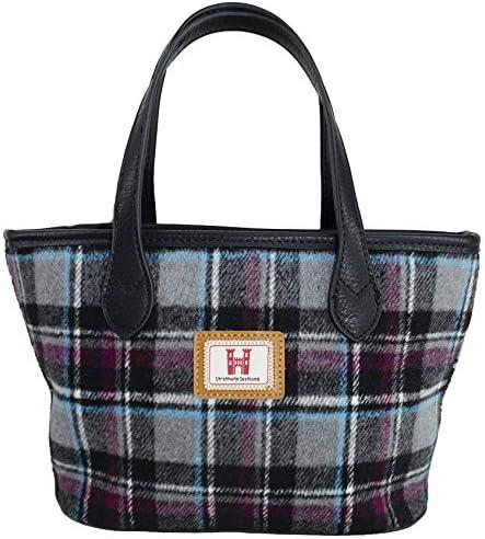STRATHURIE Small Shopper Soldering Handbag Oklahoma City Mall Tartan