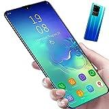 "GHHYS Teléfonos celulares desbloqueados, teléfonos Inteligentes Android 10.0 6.5 ""Dual SIM, batería de 8GB + 256GB 5200Ah, teléfonos móviles de desbloqueo Andorid 10.0 adecuados para Personas Mayores"