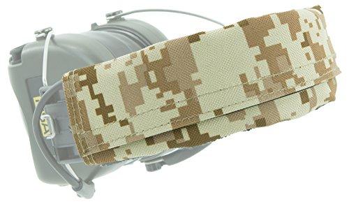 MSA, Sordin Supreme PRO X, vervangende hoofdbanden | 1 stuk stoffen hoofdband | materiaal: PVC polyester modern Desert Digitaal