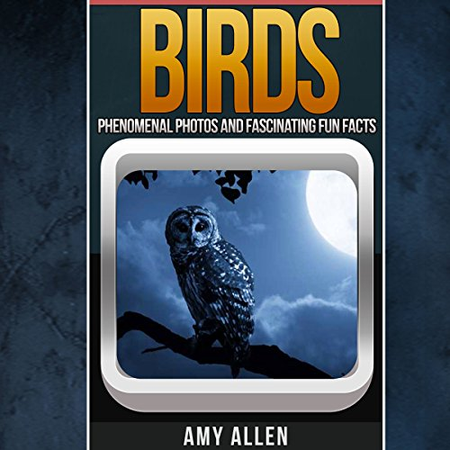 Birds audiobook cover art