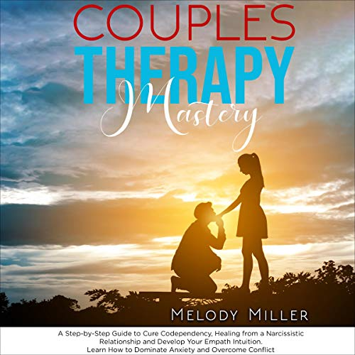 Couples Therapy Mastery: 2 Books in 1 cover art