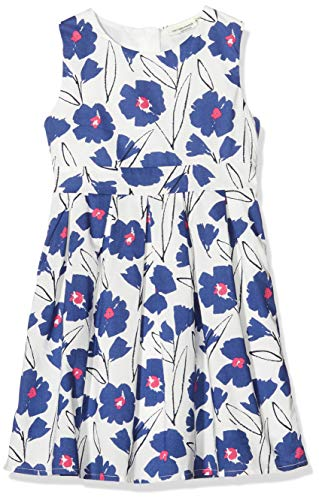 Salt & Pepper Mädchen 03133286 Kleid, Mehrfarbig (Original 099), (Herstellergröße: 98)
