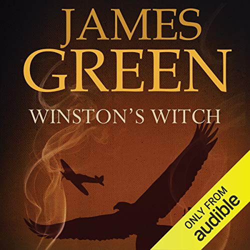 Winston's Witch audiobook cover art
