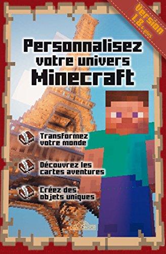 Personnaliser votre univers Minecraft PDF Books