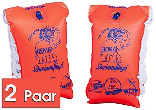 BEMA Original Schwimmflügel (2 Paar, Größe 00)