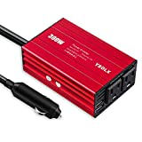 Power Inverter, 300W Car Plug Adapter Outlet,...
