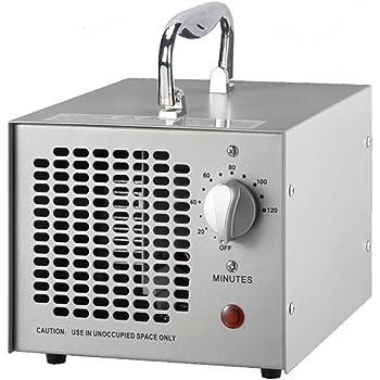 Generatore Di Ozono Ozonizzatore 300mg Aria Purificatore Sterilizzatore Casa