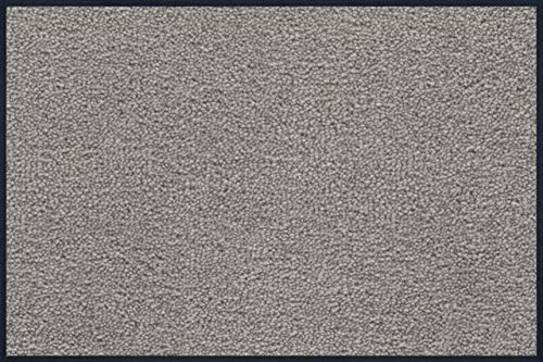 Wash+Dry - Alfombra Cool Grey 60x90, Gris