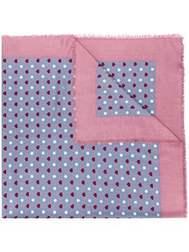 Luxury Fashion | Gucci Dames 6097033GA404972 Blauw Synthetische Vezels Sjaals | Lente-zomer 20