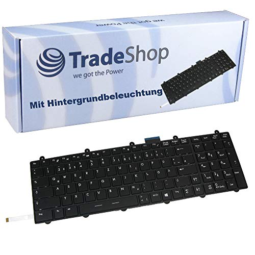 Original Laptop Tastatur mit Hintergr&beleuchtung QWERTZ Deutsch für MSI GE60 GE70 GP60 GP70 GT60 GT70 GT780 GT780DX GT783 GX60 GX70 GX780 MS-16F4 MS-16GC MS-16GF MS-1757 (Deutsches Tastaturlayout)