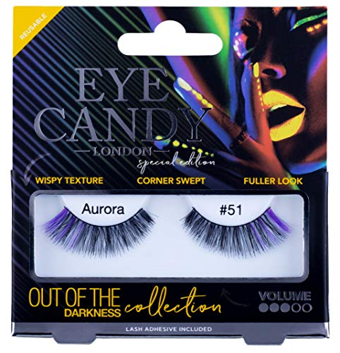 Eye Candy Out of the Darkness Faux Cils Aurora 1 Unité