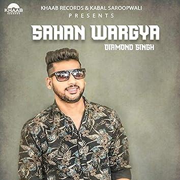 Sahan Wargya