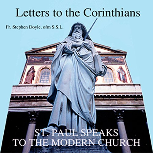 Letters to the Corinthians cover art