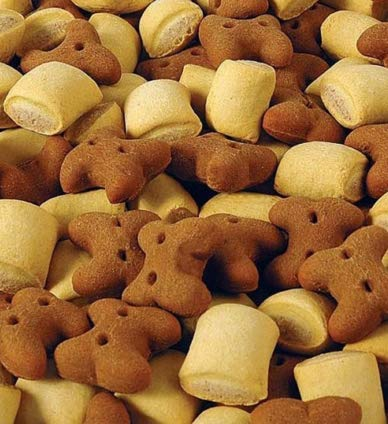 Maltbys' Stores 1904 Limited 400g POINTER PUP LOVE PUPPY DOG BISCUITS TREATS