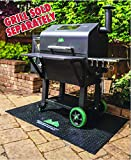 Pellethead Green Mountain Grills BBQ Floor Mat Protector GMG-4111