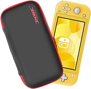 scorel Nintendo Switch Lite ケース EVA素材 スイッチライト専用バッグ 8枚カード収納 防塵 耐衝撃 全面保護