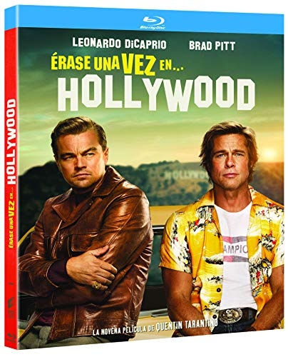 Erase una vez…en Hollywood (BD) [Blu-ray] (Blu-ray)
