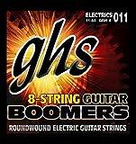 GHS Strings GBH-8 SET Electric Guitar Strings