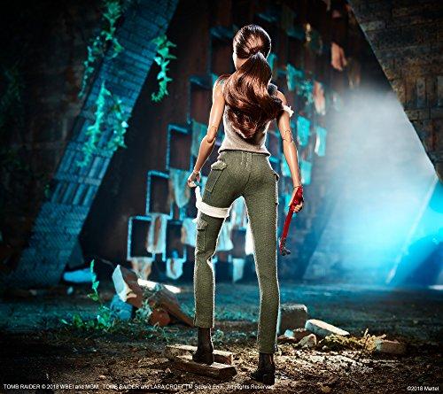 Barbie Tomb Raider Lara Croft FJH53 - 8