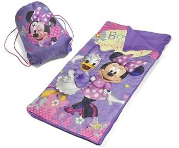 Disney Minnie Mouse Slumber Bag Set
