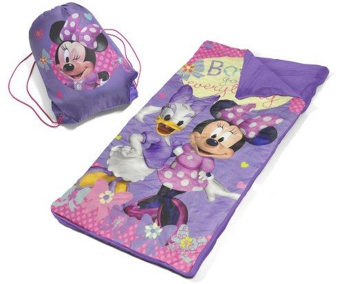 Disney Minnie Mouse Slumber Juego de bolsa